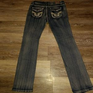 Saza jeans distressed size 15